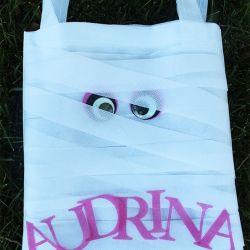 Oly-Fun™ Mummy Trick or Treat Bag