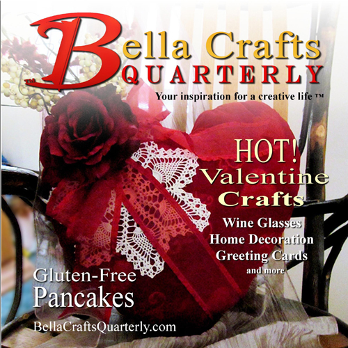 Bella Crafts Quarterly Valentine Special Edition