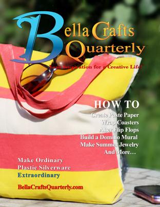Bella Crafts Quarterly Summer 2013 Edition | @bellacraftsq