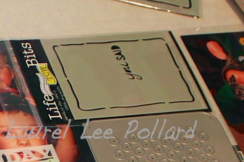 Embellished Pocket Pages for Scrapbooking-Part 3 by Laurel Pollard | @bellacraftsq