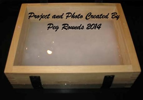 Creating Your Own Handmade Paper by Peg Rounds | @bellacraftsq