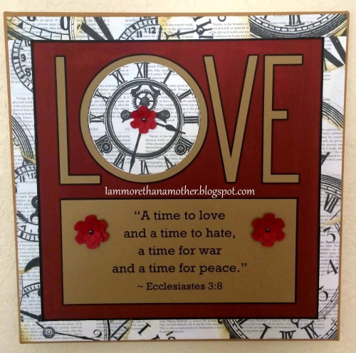 A Time to Love 2- Cindy Womack 2nd Post