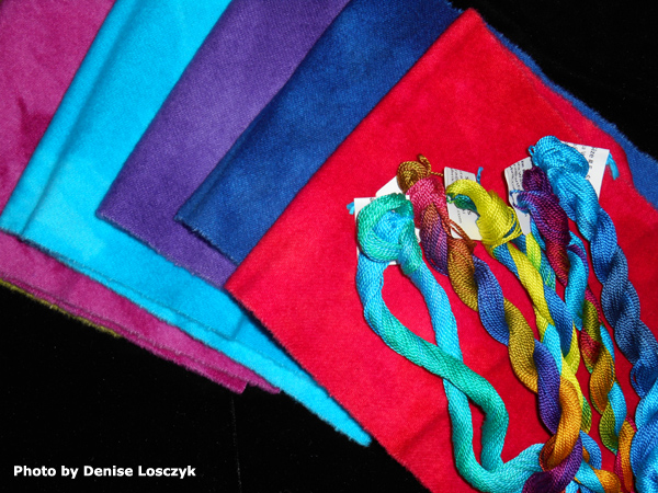 Purchase at Quilt Festival- Denise Losczyk