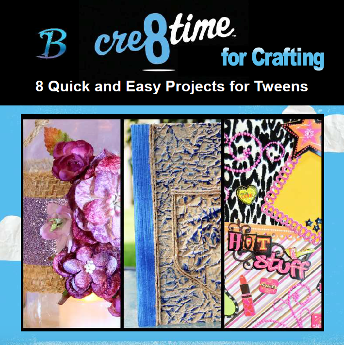 Cre8time eBook Coming Soon | @bellacraftsq