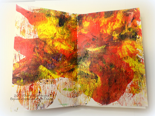 How to Create a Broken Book Art Journal
