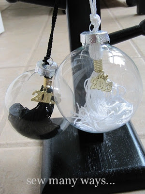 Graduation Tassel Ornament-#7