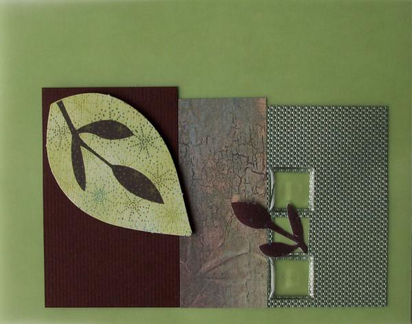 autumn city card lisa fulmer-week 20
