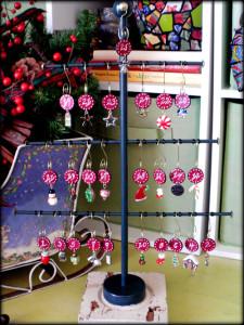 A Charming Advent Calendar Tree