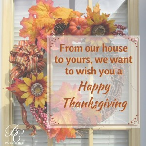 Happy Thanksgiving from Bella Crafts