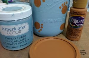 Dog Treats Mason Jar