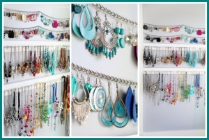 18 DIY Jewelry Organizers You Will Love