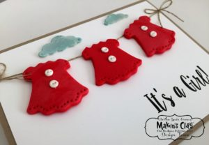 Handmade Embellishments with Clay