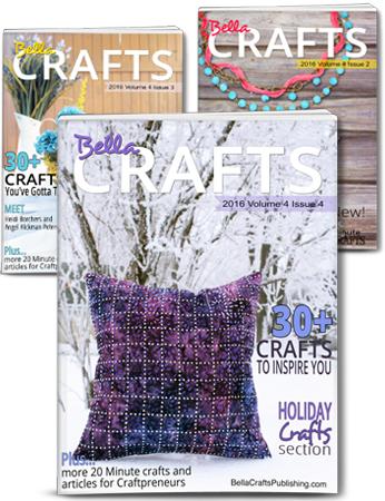 Bella Crafts FREE 2016 Issue 3