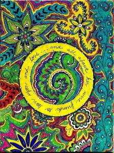 A Zen Doodle Tutorial
