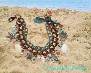 Beachy Charm Bracelet