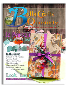 Bella Crafts Quarterly's Fall Issue