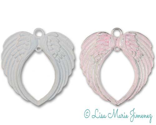 Angel Wing Suncatcher Bella Crafts Publishing