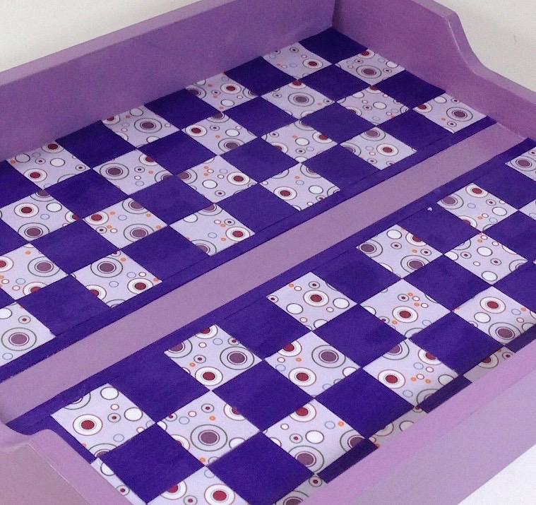 center strip mosaic tray lisa fulmer