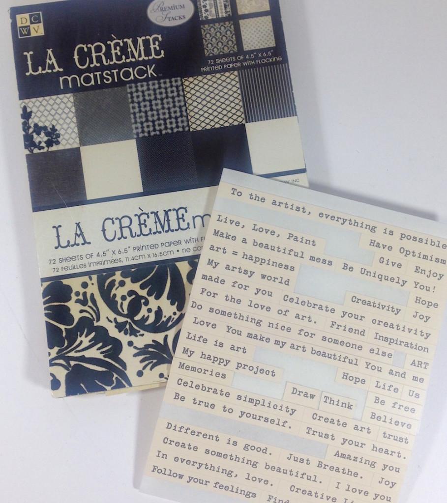 black cream supplies