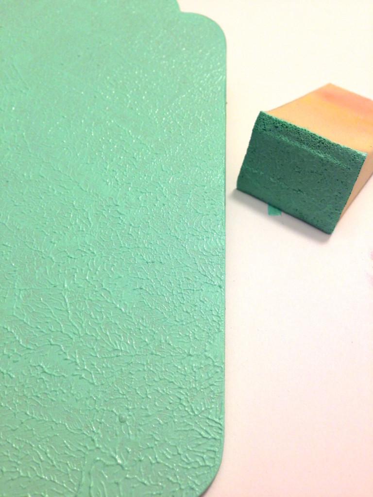 sponge texture painting lisa fulmer