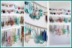 18 DIY Jewelry Organizers You Will Love