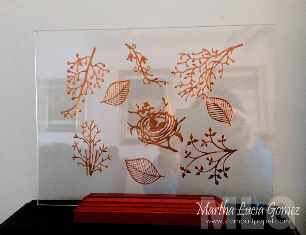 Acrylic Spring Botanical Wall Art
